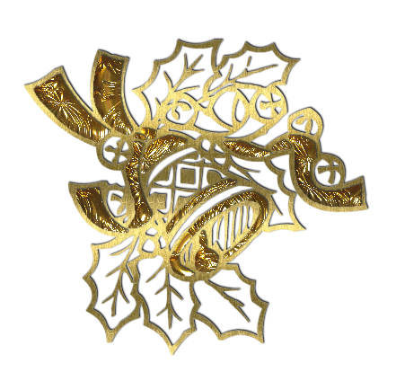 Noel for Gold streamers png