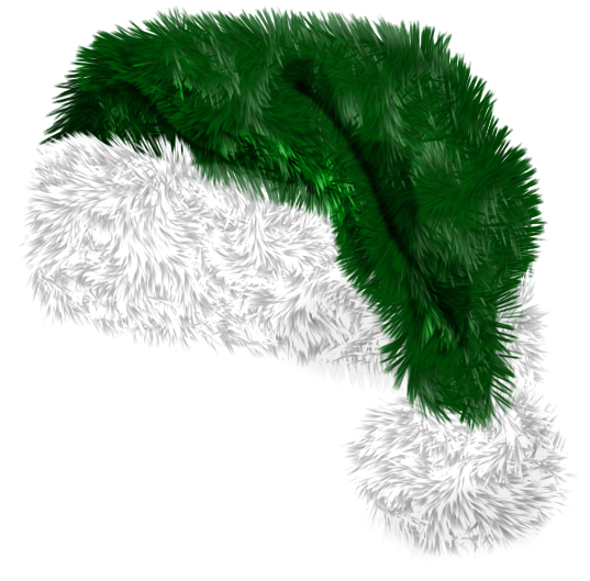 santa hat clipart with transparent background - photo #49