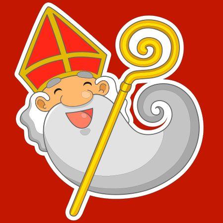 Saint nicolas - Saint nicolas dessin couleur ...